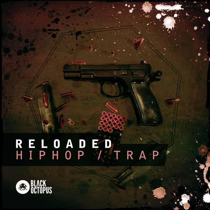 دانلود لوپ هیپ هاپ Black Octopus Sound Reloaded | دانلود سمپل هیپ هاپ Black Octopus Sound Reloaded