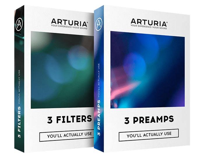 پلاگین Arturia plugins bundle