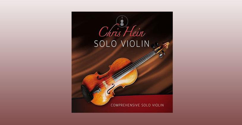 وی اس تی تحت کانتکت Chris Hein Solo Strings v2