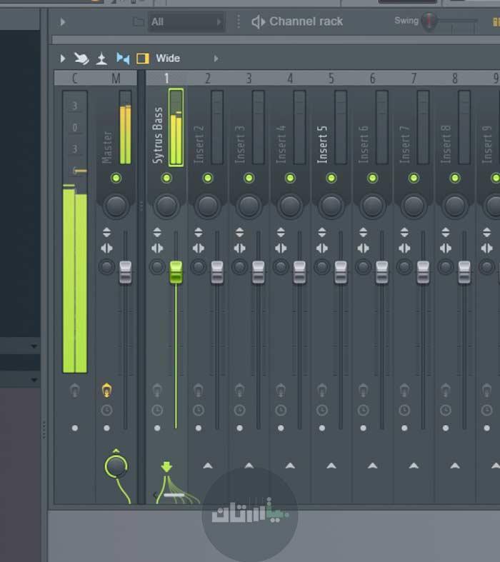 ساخت افکت مالتی بند در اف ال استودیو
