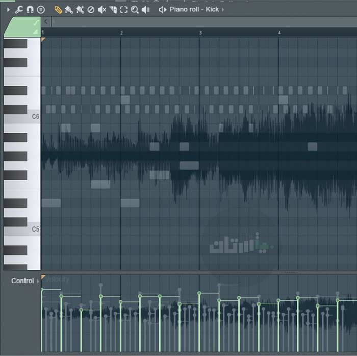 Wave Form Helper در اف ال استودیو
