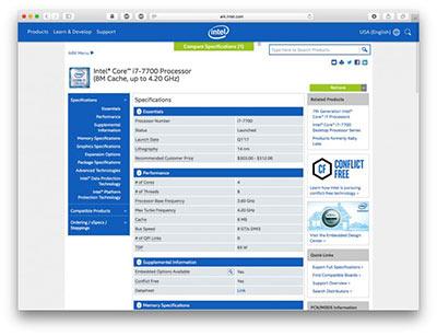 جایگزینی پردازنده و مشخصات کامپیوتر برای آهنگسازی