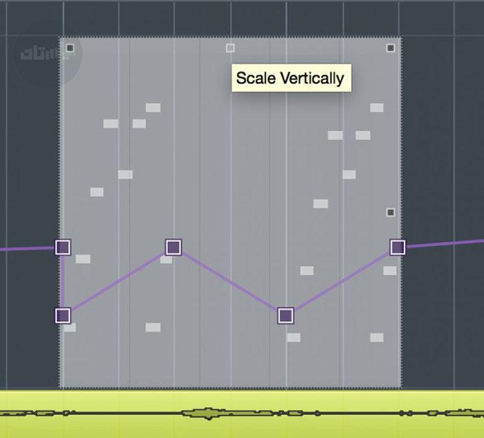 Velocity در اتومیشن