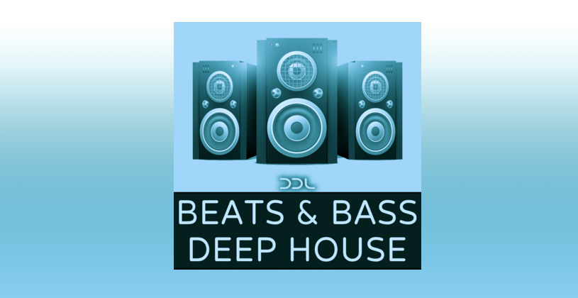 سمپل Deep Data Loops Beats And Bass Deep House