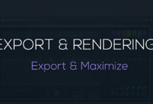 Photo of EXPORT & RENDERING