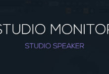 Photo of STUDIO MONITOR