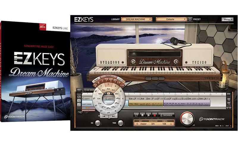 وی اس تی پیانو Dream Machin