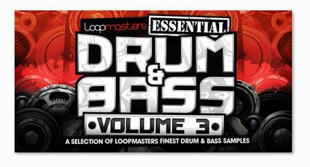 سمپل Essentials 41 Drum and Bass Vol 3