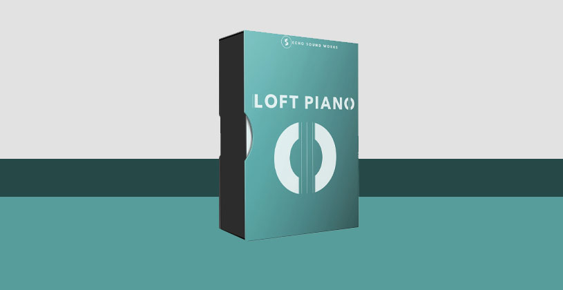 وی اس تحت کانتکت Echo Sound Works Loft Piano