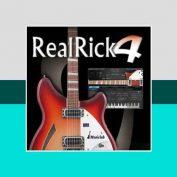 وی اس تی گیتار MusicLab RealRick