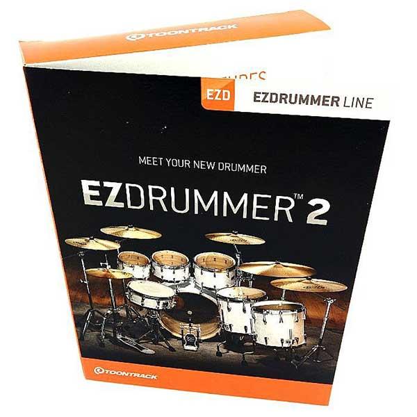 دانلود کرک ez drummer 2