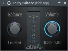 پلاگین fruity balance