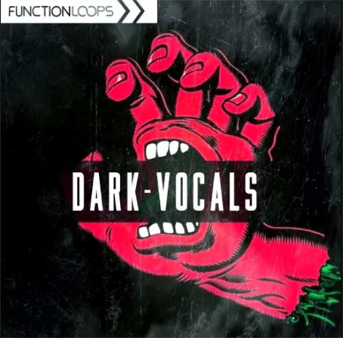 سمپل وکال Function Loops Dark Vocals