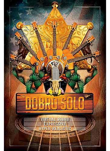 وی اس تی گیتار دوبرو Dobro Solo
