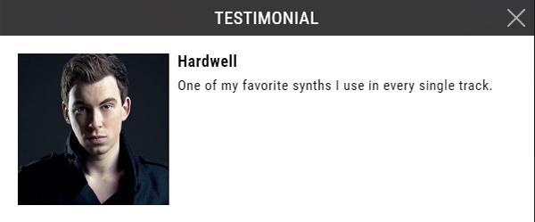 نظر Hardwell در مورد Spire