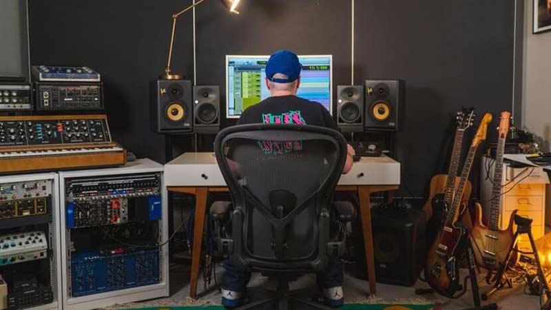استودیو خانگی