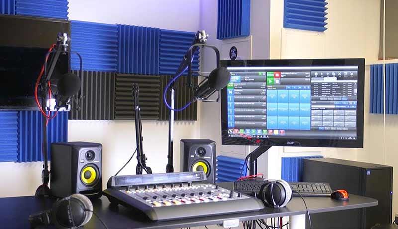 تجهیزات مورد نیاز استودیو