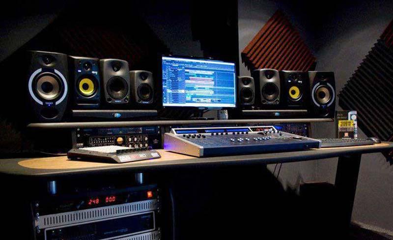 راه اندازی استودیو خانگی و تجهیزات مورد نیاز استودیو