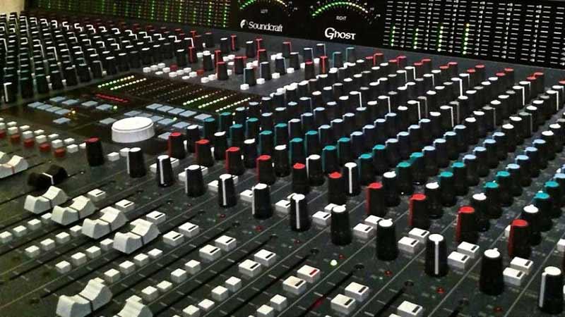 تجهیزات استودیو