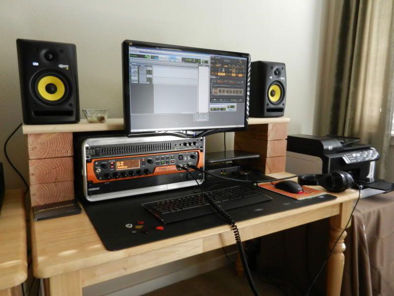 ساخت استودیو خانگی