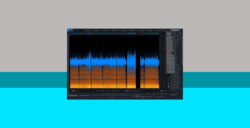 پلاگین iZotope RX 8 Advanced
