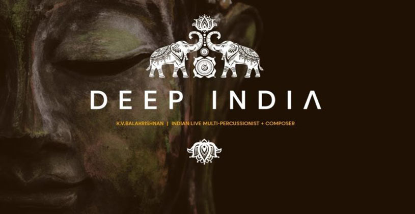 سمپل آهنگسازی Black Octopus Sound Deep India