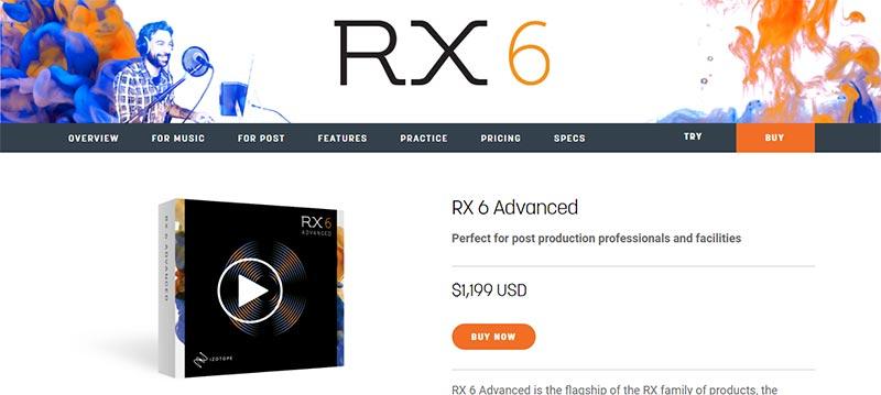 قیمت ایزوتوپ RX6 Advanced 6.10