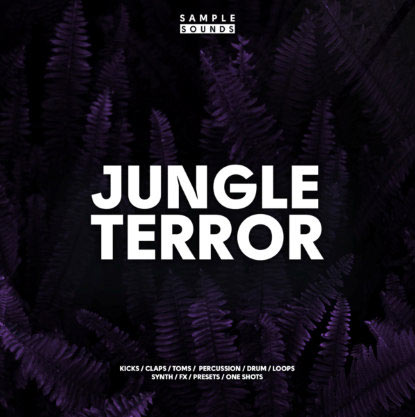 سمپل Sample Sounds Jungle Terror