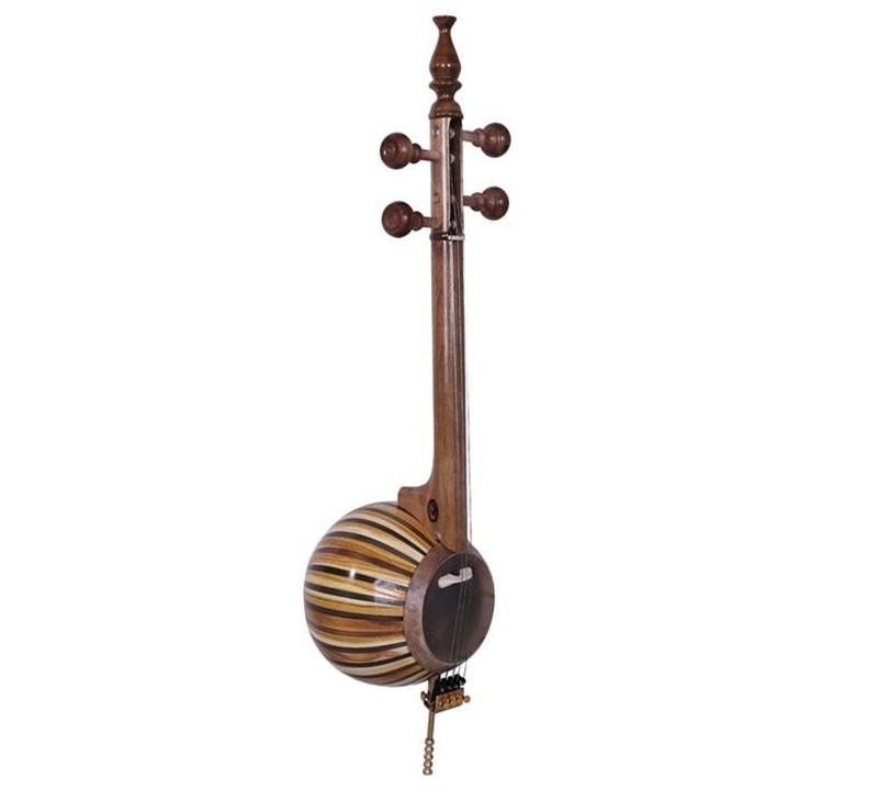 کمانچه ساز ایرانی