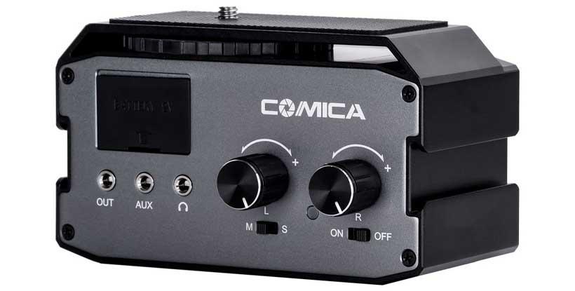 خرید کارت صدا کامیکا مدل CVM-AX3