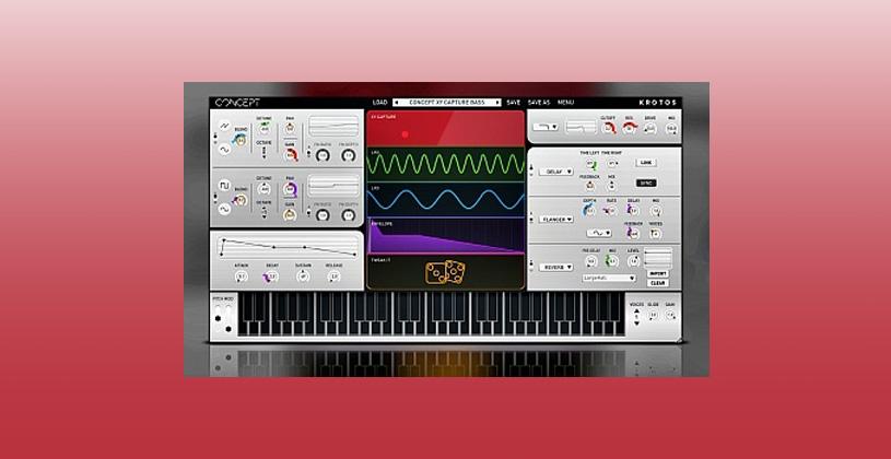 سینتی سایزر Krotos Audio Concept