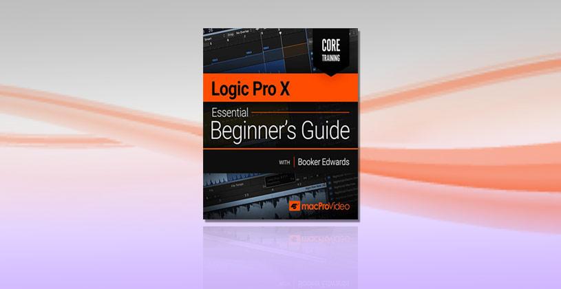فیلم آموزش لاجیک پرو Logic Pro x 10 به زبان انگلیسی