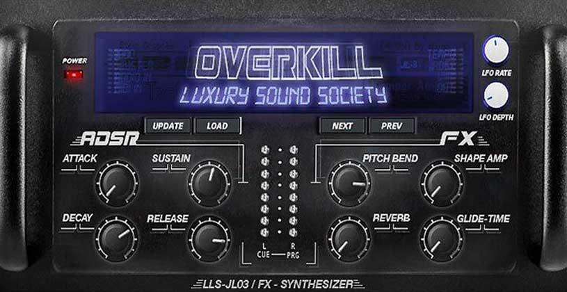 دانلود سینتی سایزر Luxury Sound Society Bundle