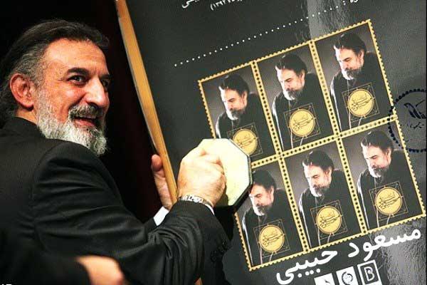 مسعود حبیبی نوازنده ساز ایرانی دف