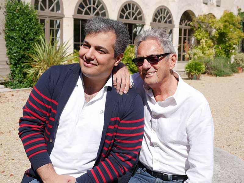 مسرور شیدایی و آل اشمیت ( masroor sheydaie & Al Schmitt )