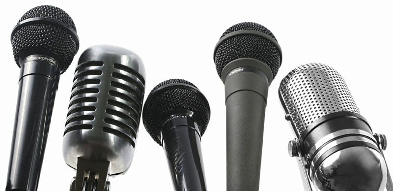 تفاوت میکروفون و بلندگو