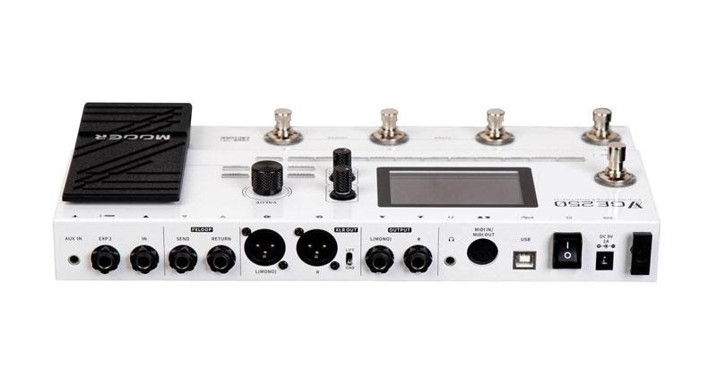 افکت گیتار الکتریک موئر مدل GE250
