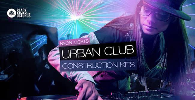 دانلود لوپ Black Octopus Sound Neon Lights Urban Club