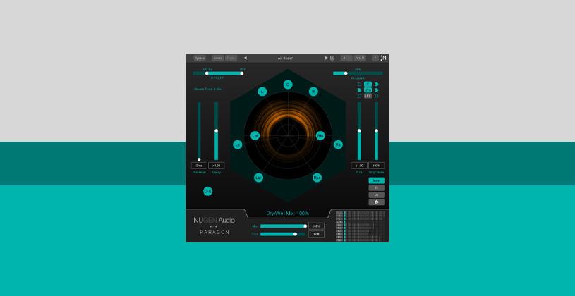 پلاگین NUGEN Audio Paragon