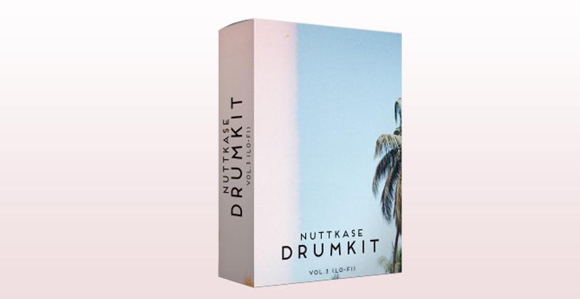 سمپل Nuttkase Drum Kit Vol.3