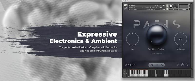 تصویر دوم از دانلود وی اس تی ریتمیک Audiomodern Paths