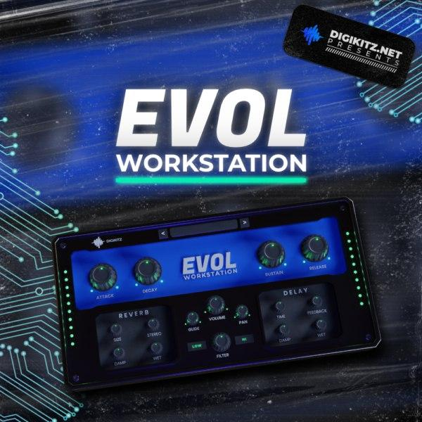 وی اس تی Digikits EVOL Workstation
