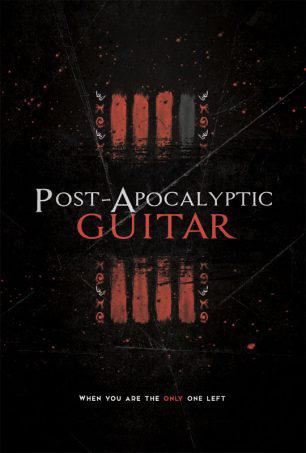 وی اس تی گیتار الکتریک 8dio Post Apocalyptic Guitar