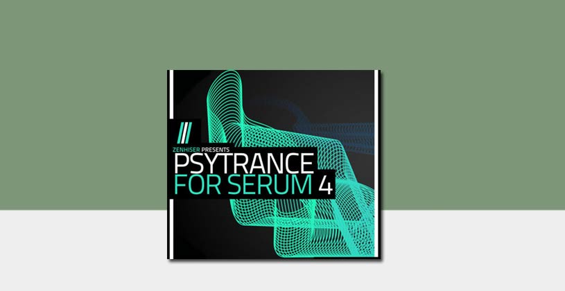 پریست سروم سای ترنس Zenhiser Psytrance For Serum 4
