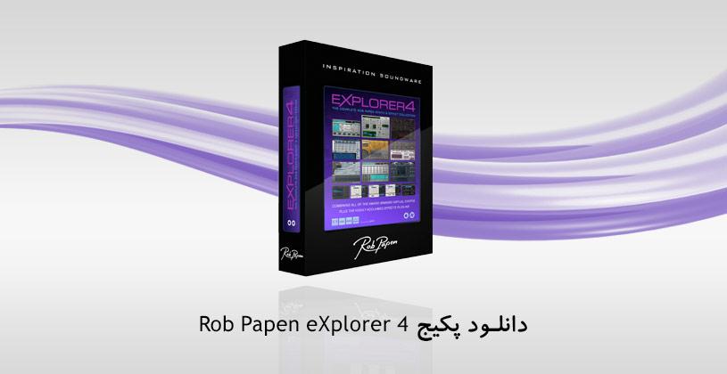 Photo of دانلود وی اس تی Rob Papen eXplorer 4 bundle