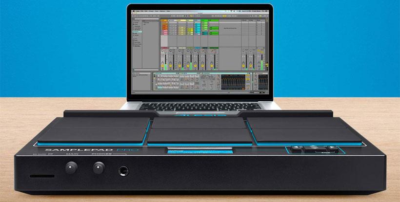 خرید درام ماشین السیس مدل SamplePad Pro