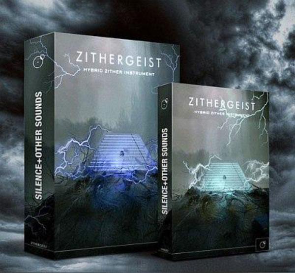 دانلود وی اس تی تحت کانتکت Silence + Other Sounds – Zithergeist