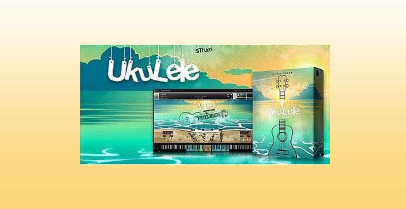 وی اس تی تحت کانتکت Splash Sound Ukulele