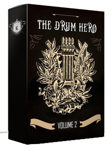 درام کیت The Drum Hero Volume 2