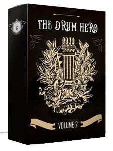 درام کیت The Drum Hero Volume 2